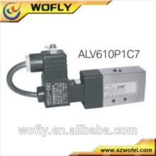 5/2 way stainless steel 24v dc solenoid valve