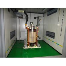 Type de conteneur, Transformateur basse tension haute tension