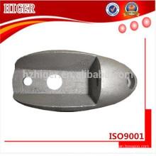 parte de fundición de gravedad de aluminio para la parte de la lámpara