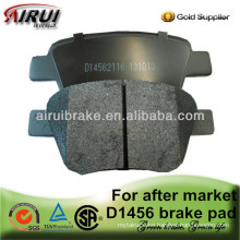 High quality D1456-8656 brake Pad for SEAT and SKODA