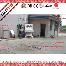 Intelligent Vehicle Access Control Undercarriage Inspection Scanning System for Car Bomb Checking