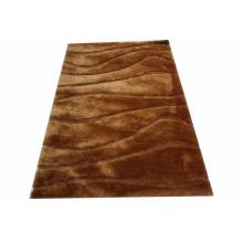 Modern Style Thin Silk Carpet