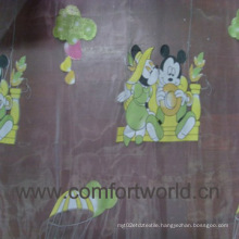 Organza Curtain Fabric (SHCL00866)