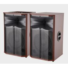 300 W 15 Zoll professioneller DJ Stage LoudSpeaker