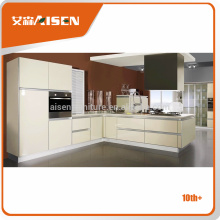 Beispiel vorhandene Fabrik direkt beste Küche moderne Design Küchenmöbel aus Hangzhou