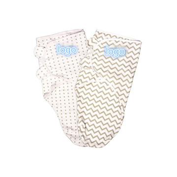 Novo produto de bambu bebê cobertor swaddle infantil swaddle ajustável