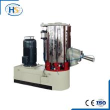 Mélangeur à grande vitesse de poudre de pp / PE / PVC / CaCO3 pour le séchage en plastique de mélange