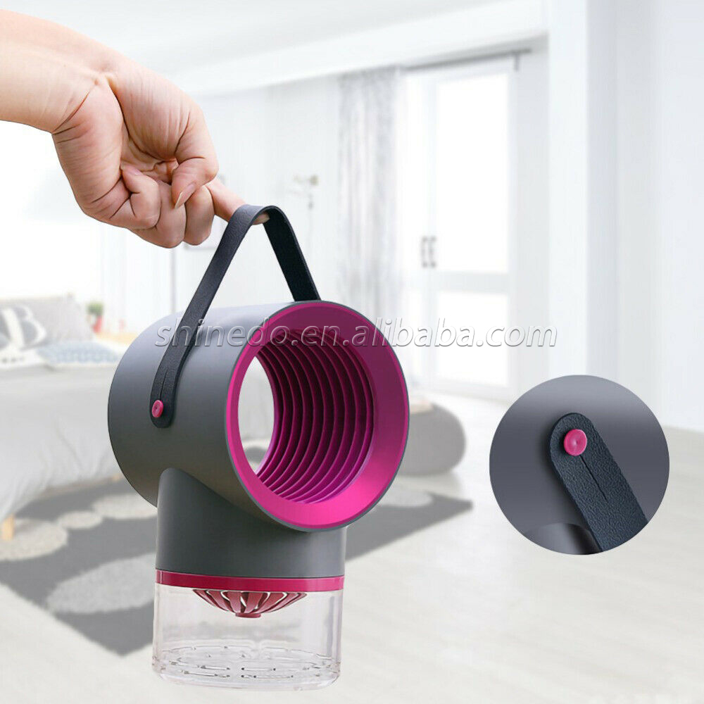 New Design Electronic USB Charge Solar Indoor Electric Mosquito Killer Lamp Sonic