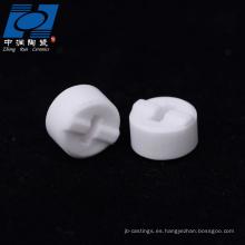 Aisladores eléctricos de cerámica de alúmina al 95% para sensor.