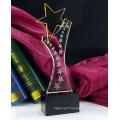 Crystal Trophy Boutique Pentagram Trophy