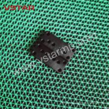 Schnelles Prototyping-Teil Soems Präzision CNC mit Schwarzem