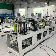 kn95 production line auto ffp2 face mask machine automatic n95 mask machine