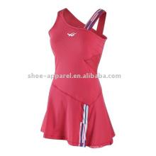 2014 fille sexy robe de tennis