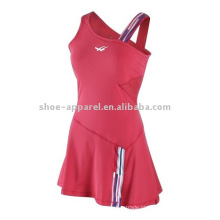 Fabrico de vestido de ténis de menina sexy 2014