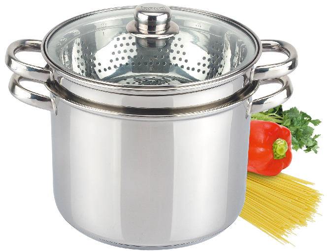 Stainless Steel Pasta Pot Set