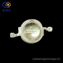 520nm 5w green high power led with high quality made in china