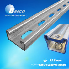 BESCA Unistrut Channel With 41.5x41.5 And 41.5X21.5 Size