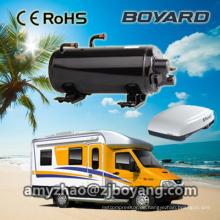 Wohnmobil camping Auto Klimaanlage mit boyard horizontale ac Kompressor