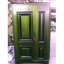 Son-Mother Door in Door Copper Stainless Steel Door