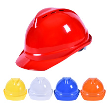 High Quality Head Protective A Safety Helmet Used In Construction