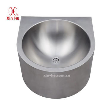 High quality custom-made stainless steel wash sink
