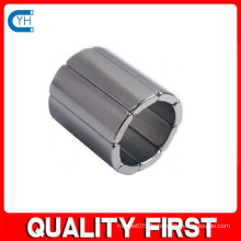 Made in China Hersteller & Fabrik $ Supplier High Quality Curved Magnete für Motor