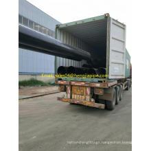 SANS 719 Grade B carbon steel pipes