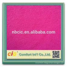80 Polyester 20Nylon Yoga Mat Fabric Fleece In One Side