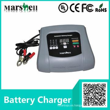 Cargador de batería inteligente de plomo-ácido automático UL CE 6V 12V (SC1261)