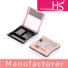 Simple designed eyeshadow pan case