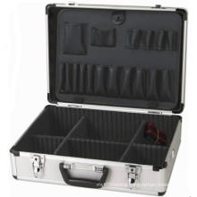 Aluminium Tool Box with Separate Sections
