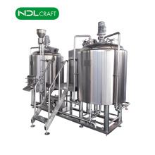 5hl nano beer brewery planta de elaboración de cerveza 5hl