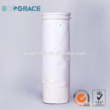 Sacs de collecte de poussière à résistance à la chaleur Chaussettes à filtre à poussière d'air PTFE