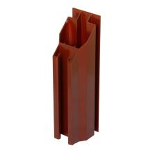 Алюминиевой экструзии профиля промышленный алюминий-014