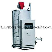 Horno de aceite conductor vertical (gas)