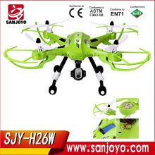 Wholesale JJRC H26W WIFI FPV With 720P Camera Headless Mode One keyReturn