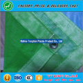 Feuille ignifuge de maille de PVC pour l'exportation de construction au Japon et en Thaïlande