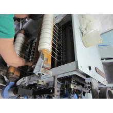 Small Alpaca Yarn Textile Machine