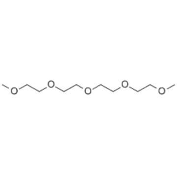 Éter dimetílico de Tetraethylene glicol CAS 143-24-8