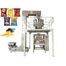 Máquina envasadora de papas fritas vertical VFFS vertical 540