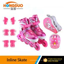 Patins de velocidade em linha / skate desportivo