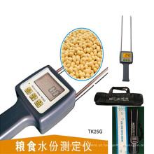 Medidor de umidade do milho da cevada de trigo do amido da grão da indicação digital de Tk-25g