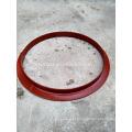 Anéis de ângulo companheiro para canalização de ar