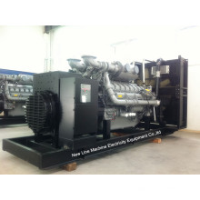 Gerador de energia diesel série Perkins / 10kVA-2500kv (NPP450)