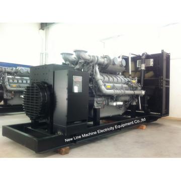 Grupo de gerador diesel da potência da série de Perkins / 10kVA-2500kVA