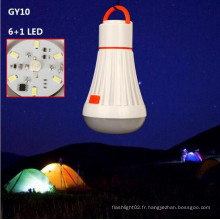 Gy10 Outdoor Work Strong Magnétique LED Bulb Light Tent