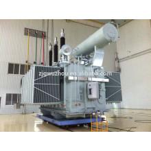 132kV/50000 kVA OLTC Power Transformer at South Afric