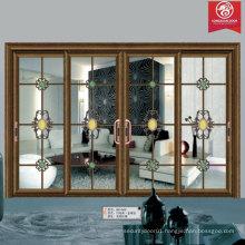 Factory Custom Commerical Sliding Aluminium Door and Window                                                                         Quality Choice