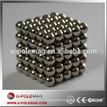 Cheap Custom-made N35 Neodymium Ball Magnet