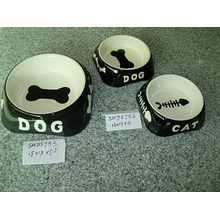 Bols de chien en céramique (CY-P5752)